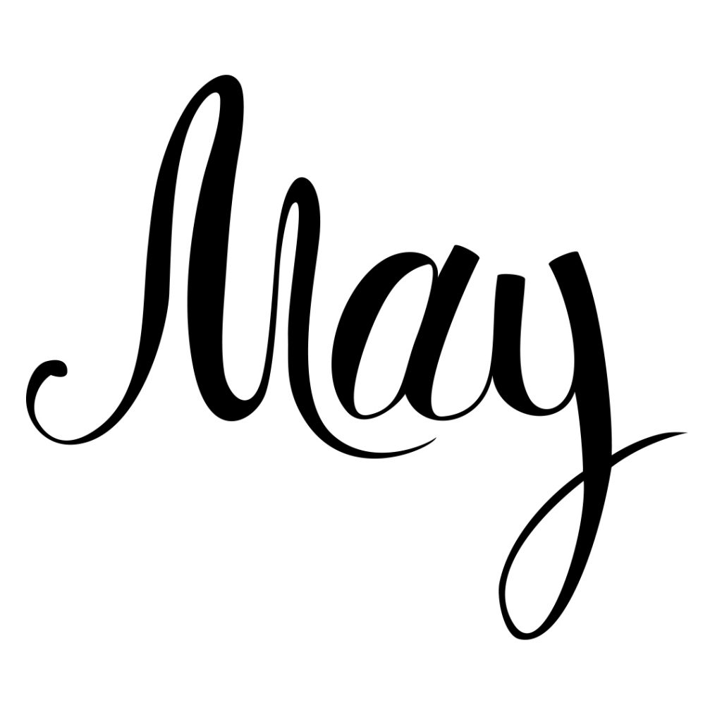 Акции в мае