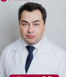 В медицинском центре INTEGREE ведёт приём 18, 19, 20 октябряКорелин Сергей Викторович.