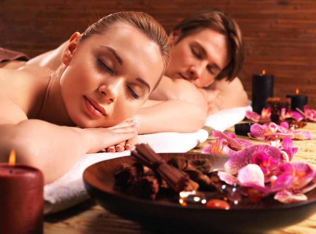 СПА программа «Шоколадные страсти» (Для него и для нее)