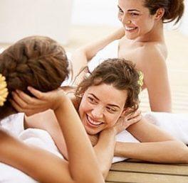 SPA ДЕВИЧНИК 2(программа рассчитана на компанию девушек от 2 до 4 человек)