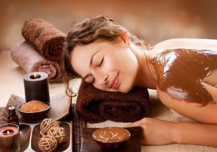 Твой SPA день «всё в шоколаде»